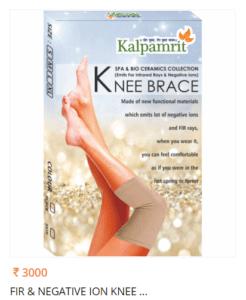 Kalpamrit FIR and Negative Ion Knee
