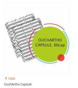 Kalpamrit OuchArtho Capsule