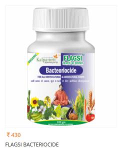 Kalpamrit flagsi bacteriocide