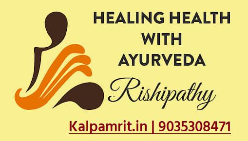 Kalpamrit RishiPathy healing 9035308471